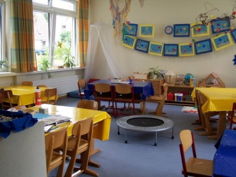 Mittagsbetreuung an der Grundschule