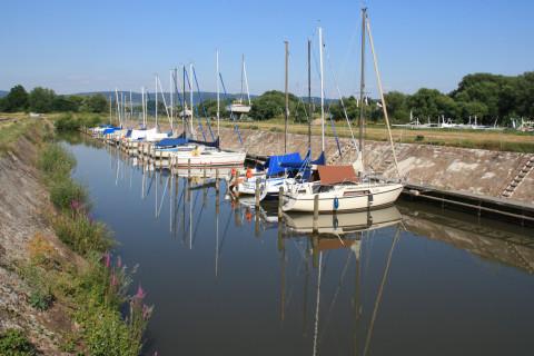 Bootshafen Großewelzheim