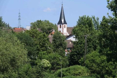 Hippolyt-Kirche, Dettingen
