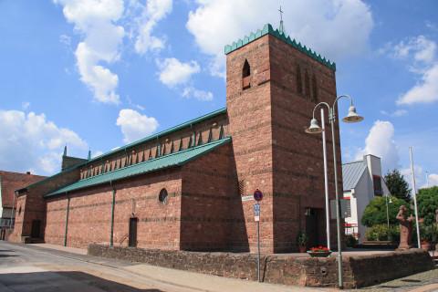 Kirche St. Peter und Paul, Dettingen